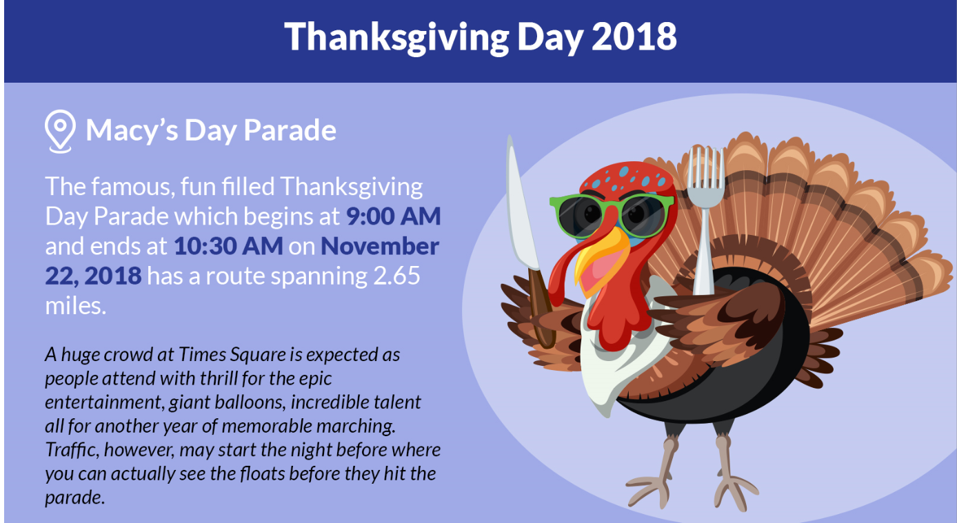 Thanksgiving Day 2018